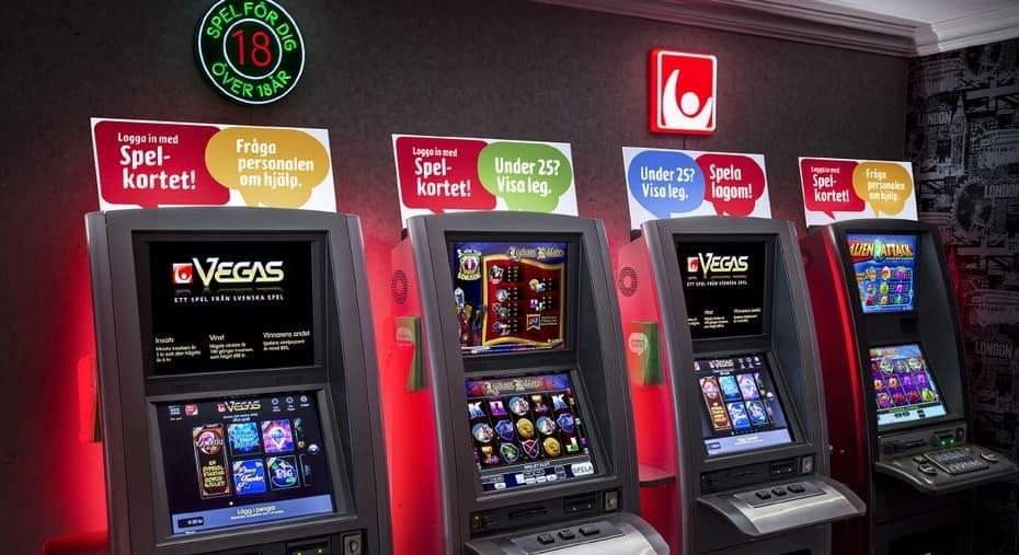 Jack Vegas är den enda riktiga spelautomaten i Sverige