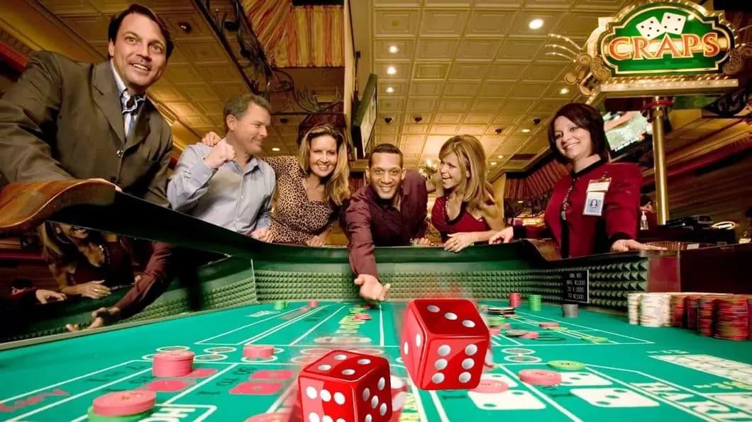 Craps är ett spännande casinospel